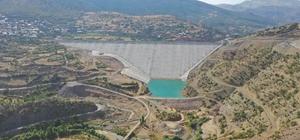 KOP barajlarında su tutma heyecanı