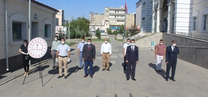Kahta'da ilköğretim haftası kutlandı
