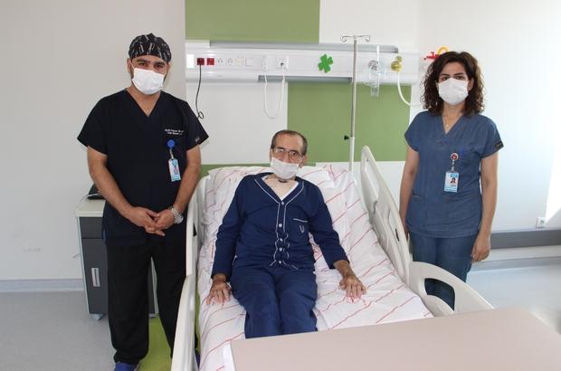 Manisa Şehir Hastanesinde bir ilk Kalp cerrahisinin en zor operasyonlarından olan 'Bentall' ameliyatı Manisa Şehir Hastanesinde gerçekleştirildi