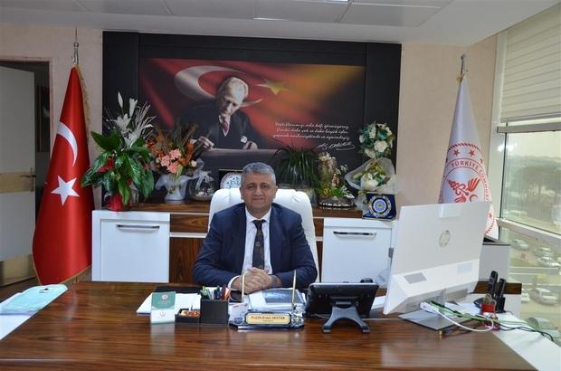 Başhekim Aktürk korona virüse yakalandı