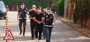 Kuyumcuya sahte altın satmak isterken yakalandılar Karabük'te sahte altın satışı yapan 3 kişi tutuklandı