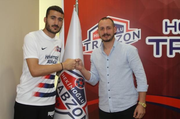 Hekimoğlu Trabzon FK'da iki imza Hekimoğlu Trabzon FK, Yunus Emre Kar ve Bahadır Taşdelen ile anlaştı