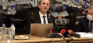 KTÜ Rektörü Prof. Dr. Hamdullah Çuvalcı basınla bir araya gelerek hedeflerini açıkladı