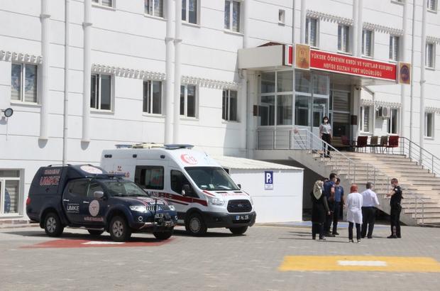 Karaman'da karantinaya uymayan 6 kişi KYK yurduna yerleştirildi Vali Işık'ın bundan sonra karantina ihlali yapanlar yurtlarda izole edilecek açıklaması hayata geçirildi