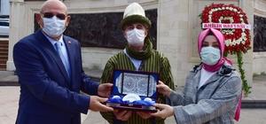 Trabzon'da yılın ahisi, kalfası ve çırağı ödüllerini aldı