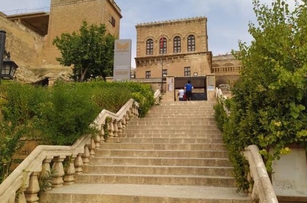 Mardin'de müze ve ören yerini 82 bin 764 kişi ziyaret etti