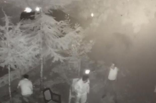 Konya'da çifte cinayetin görüntüleri ortaya çıktı
