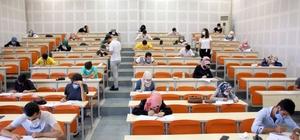 Yabancı uyruklu öğrenciler için Türkçe yeterlik sınavı yapıldı