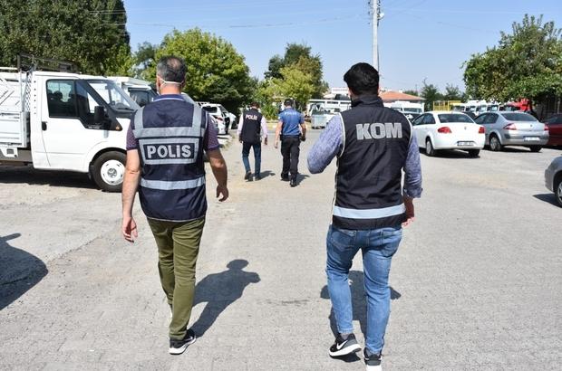 Nevşehir'de maske takmayan 31 kişiye ceza yazıldı