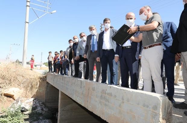 Vali Demirtaş, kırsal mahallelerin sorunlarını yerinde inceledi