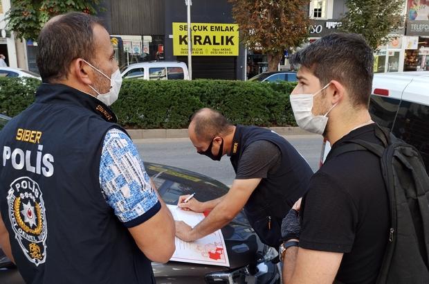 Çorum'da karantina kurallarına uymayan 51 kişiye para cezası Kentte kurallara uymayanlar KYK yurtlarına yerleştirilecek