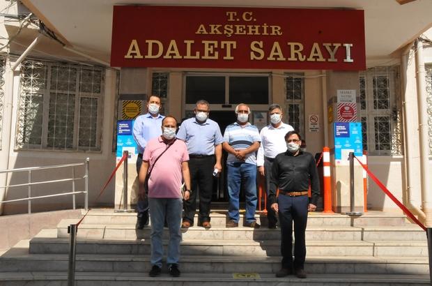 Akşehir'de Erol Mütercimler için suç duyurusu