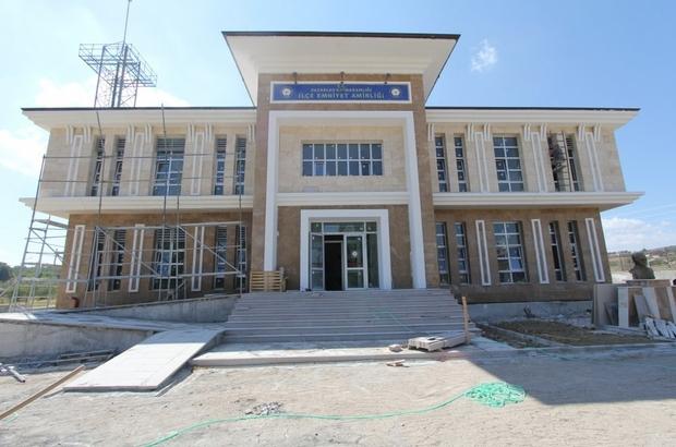 Kütahya'nın 4 ilçesine emniyet hizmet binası