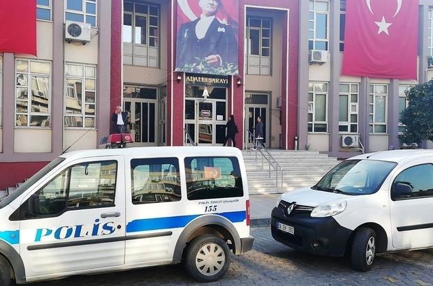 Didim'de uyuşturucu operasyonu Çok miktarda uyuşturucu madde ile yakalanan iki kişi tutuklandı