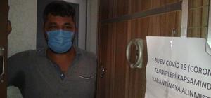 Kemal Sunal'ın Korkusuz Korkak filmi Gaziantep'te gerçek oldu Korona virüs test sonucu pozitif çıktığı söylenerek karantinaya alınan aileye daha sonra ise test sonuçlarının karıştığı söylendi Korona virüs olmadığı söylenen aileye uygulanan karantinanın kaldırılmaması dikkat çekiyor