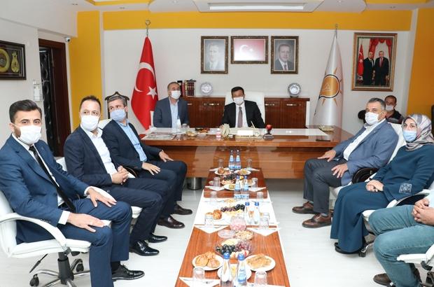 """AK Parti Genel Başkan Yardımcısı Dağ: """"Öbür tarafta CHP var dahi diyemiyoruz"""""""