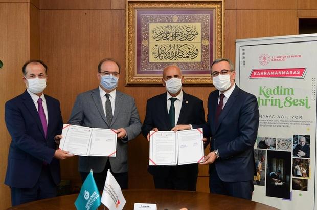Büyükşehir Belediyesi ile Yunus Emre Enstitüsü işbirliği protokolü imzaladı