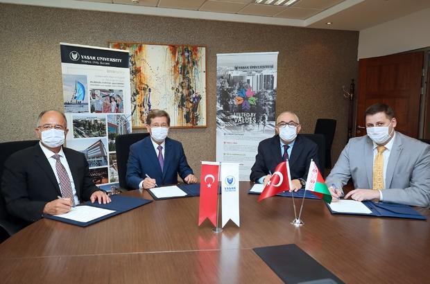 Belarus ile eğitimde iş birliği