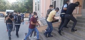 Samsun ve Amasya'da uyuşturucu operasyonu: 6 gözaltı