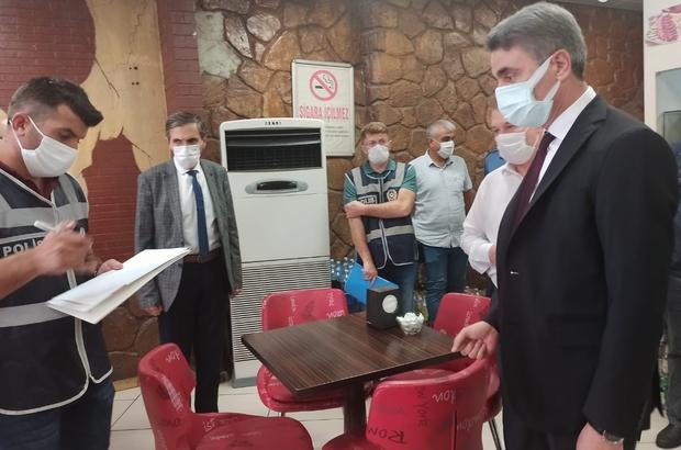 """Malatya'da ev karantinasına uymayan 10 kişi yurtlara yerleştirildi Vali Baruş: """"Malatya için kritik süreç devam ediyor"""""""