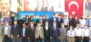AK Parti Denizli'de kongreler ertelendi AK Parti, Pamukkale ve Merkezefendi kongrelerini erteledi