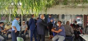 Mihalgazi'de Korona denetimi