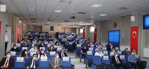Hakkari'de 'Sene Başı Kurul Toplantısı' yapıldı