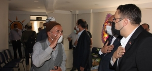 Kanaat Önderi Atlı'dan Başkan Demir'e tebrik ziyareti