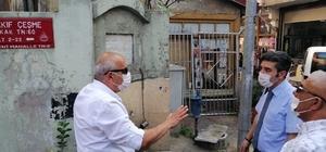 Vakıflar Bölge Müdürü Pınar'dan Bozkurt'a ziyaret