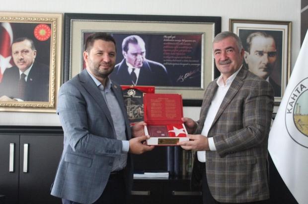 Vekil Toprak'tan, Turanlı'ya ziyaret