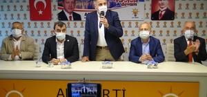 """AK Parti Milletvekili Uçar """"Teşekkür etmeyi bilmeyenler, tenkit etmeyi beceremezler"""""""