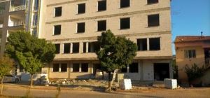 Gölbaşı'nda Hafızlık Kur'an Kursu binasının inşaatı devam ediyor