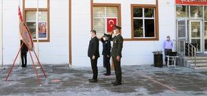 Çelikhan'da 19 Eylül Gaziler Günü kutlaması