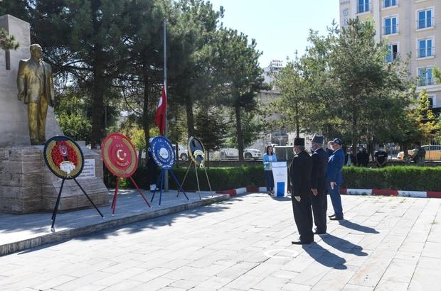 Van'da 19 Eylül Gaziler Günü etkinliği