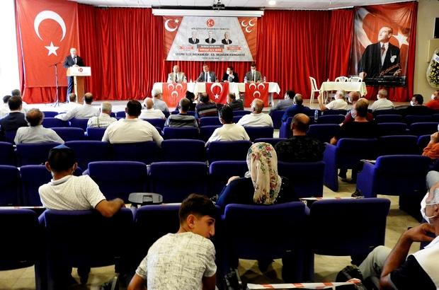 Çeşme MHP'de Gazi Fildir güven tazeledi