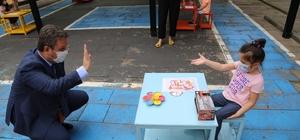 Giresun'da 10 bin 230 öğrenci yüz yüze eğitime başladı