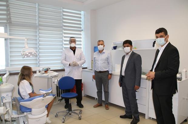 Sinop Ağız ve Diş Sağlığı Merkezine 3 uzman hekim atandı