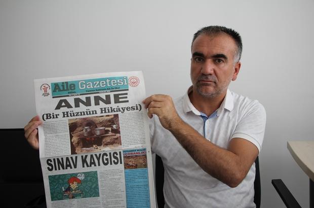 Elazığ'da Aile Gazetesi ile aile ve topluma destek