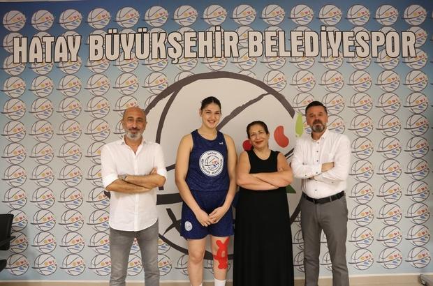 Hatay Büyükşehir Belediyespor, İdal Yavuz ile 5 yıllık sözleşme imzaladı