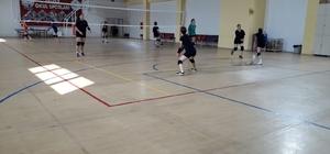 Spor merkezlerinde antrenmanlar devam ediyor