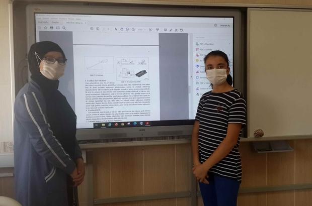 Lise öğrencilerinden ultrason görüntüleme alanında büyük proje
