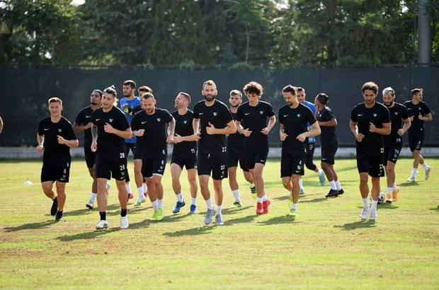 Horoz, Antalyaspor'a bileniyor Denizlispor, Antalyaspor maçının hazırlıklarını sürdürdü