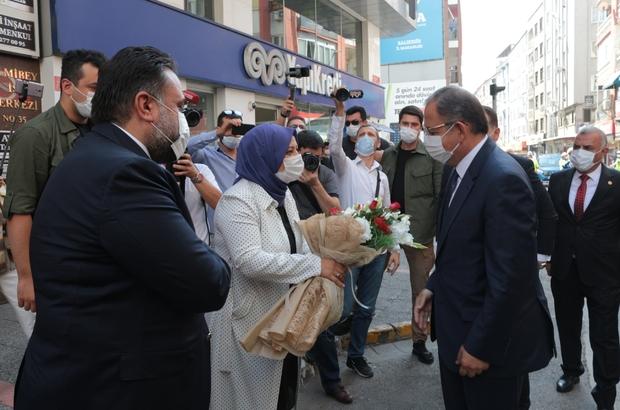 """Özhaseki: """"Onlar istiyor diye Doğu Akdeniz'de haklarımızdan vaz mı geçelim"""" AK Parti Genel Başkan Yardımcısı Özhaseki gündemi değerlendirdi"""