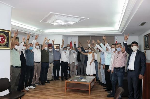 MHP Adana 13. Olağan İl Kongresi 26 Eylül'de 13 ilçe başkanı, il başkan adayı olan mevcut MHP Adana İl Başkanı Bünyamin Avcı'ya tam destek verecek