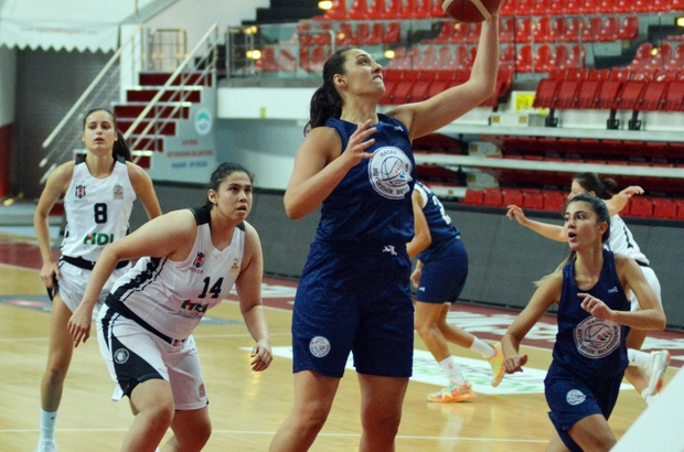 Erciyes Cup: Beşiktaş: 76 - Hatay Büyükşehir: 87