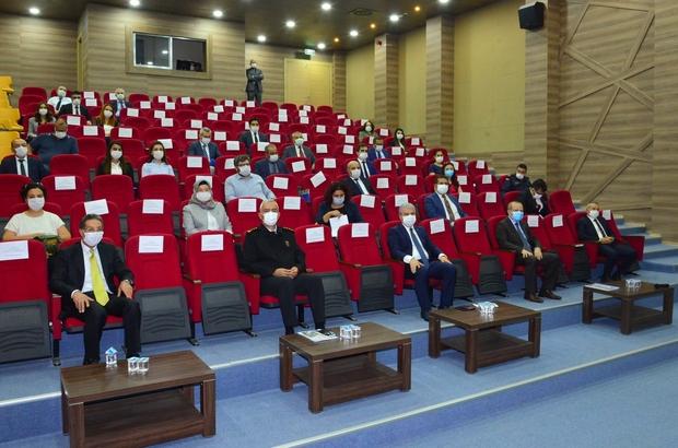 Kadına Yönelik Şiddetle Mücadele Değerlendirme Toplantısı yapıldı