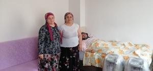 Sungurlu halkı Dursune Kargın'a sahip çıktı Başkan Şahiner solunum cihazını tamir ettirdi, hemşire Özçayan'da tedavisini üstlendi