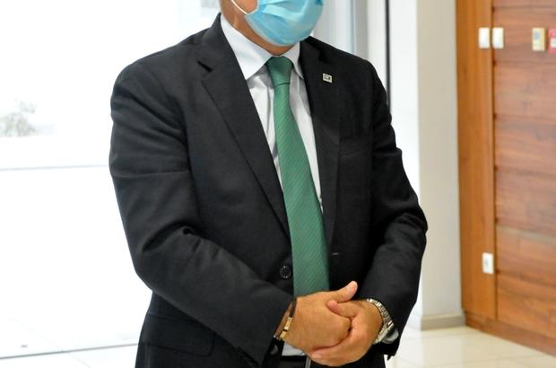 """BSMMMO Başkanı Doğan Yılmaz : """"Mali müşavirler pandemi sürecinin sessiz kahramanlarıdır"""""""