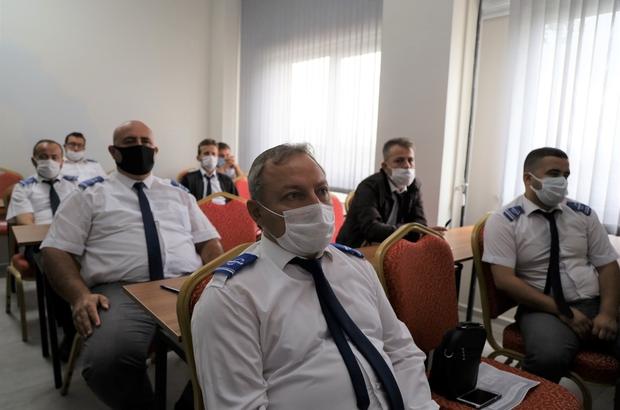 """Büyükşehir'den """"Güvenli Sürüş"""" eğitimi"""