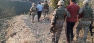 Kasten öldürme suçundan aranan 2 zanlı Siirt'te yakalandı